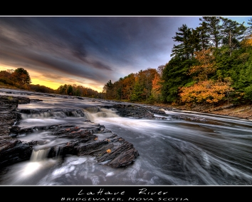 LaHave River, NS