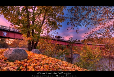 Centennial Bridge, Bridgewater