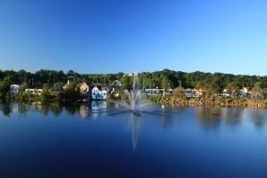 fountain view, Bridgewater